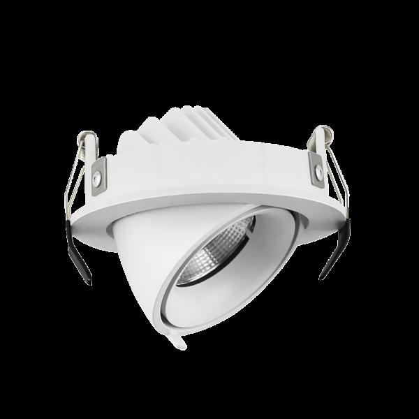 1cc25cdfd0809a59ab570249ad7beb23 600x600 - Светильник светодиодный потолочный встр. накл., IMD, белый, 10Вт, IP20, Теп.белый (3000К)