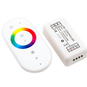 1e932026961e7b7373f55020c298fa4a 300x300 - LED RGB радио сенсорный 18A. 12/24V Белый, модель 2, RF-RGB-S-18A-WH2