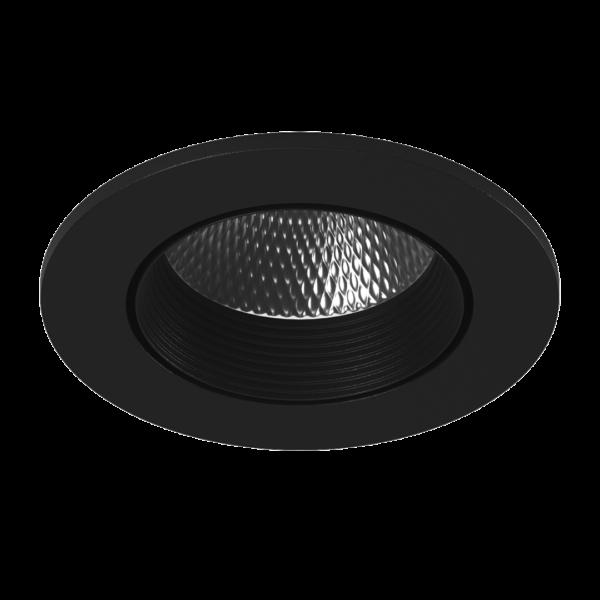 27acc1ad7073299af0c61decf5aa552d 600x600 - Светильник светодиодный потолочный встр. накл., DL-KZ, черный, 7Вт, IP20, (4000К)