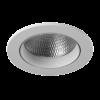 2bb95cac2eeb680b6a7b0d17a66a7981 100x100 - Светильник светодиодный потолочный встр. накл., DL-KZ, белый, 12Вт, IP20, Теп.белый (3000К)