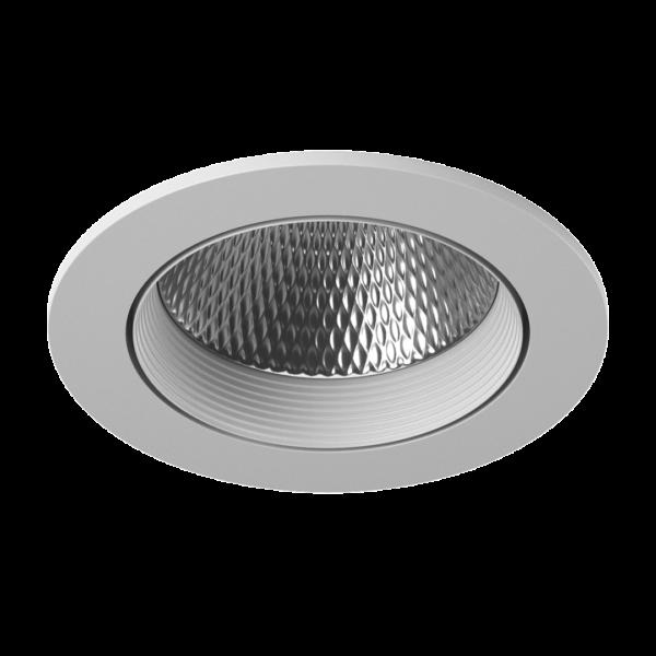 2bb95cac2eeb680b6a7b0d17a66a7981 600x600 - Светильник светодиодный потолочный встр. накл., DL-KZ, белый, 12Вт, IP20, Теп.белый (3000К)