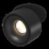 2ca37e058d98357f5fcbe85af5d46dcb 100x100 - Светильник светодиодный потолочный встр. наклонно-поворотный, LK, Черный, 9Вт, IP20, Теп.белый (3000К)