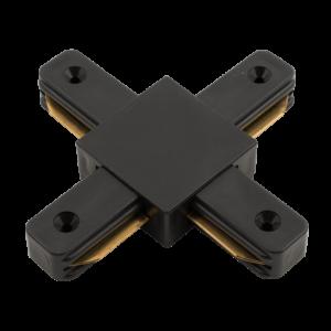 39695e8499ce3a4f2a79eb1a7703f075 300x300 - x коннектор для однофазных трековыx систем, Черный
