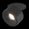 48880a94725becb8c73945cb78fdf094 100x100 - Светильник светодиодный потолочный встр. , GW, черный, 9Вт, IP20, (4000К)
