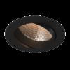 49883dd4d1ca4191c4bc25b7311c0b97 100x100 - Светильник светодиодный потолочный встр. накл., DL-KZ, черный, 12Вт, IP20, Теп.белый (3000К)
