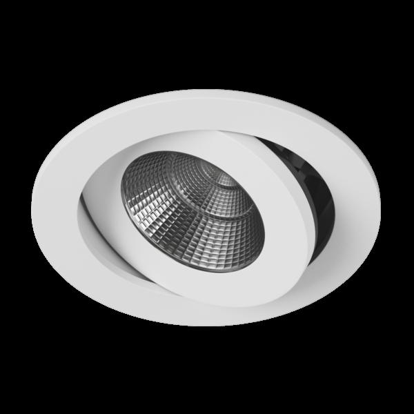 4d39ab4846b56c4b00999da2810e336d 600x600 - Светильник светодиодный потолочный встр. накл., FA, белый, 15,8Вт, IP54, (4500К)