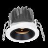 4ebd8f937c9bc5332e05ae3d79093ec1 100x100 - Светильник светодиодный потолочный встр. накл., FA, черно-белый, 10,4Вт, IP20, Теп.белый (3000К)