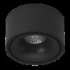 515767db0175b966216c51eb8f50aa2e 100x100 - Светильник светодиодный потолочный встр. поворотный, MJ-1001, черный, 13Вт, IP20, Теп.белый (3000К)