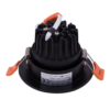 5245080b707a8f72f0c34545df7bbdc4 100x100 - Светильник светодиодный потолочный встр. накл., DL-KZ, черный, 7Вт, IP20, Теп.белый (3000К)