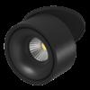 547c45cc04e1a9e70e1db495e9dc00cd 100x100 - Светильник светодиодный потолочный встр. поворотный, MJ-1001, черный, 13Вт, IP20, Теп.белый (3000К)