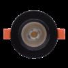 56184a5c011c6f2e7c71fcc52223217f 100x100 - Светильник светодиодный потолочный встр. накл., DL-KZ, черный, 7Вт, IP20, (4000К)