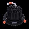5f5f10b7cad481335a43b9728399e803 100x100 - Светильник светодиодный потолочный встр. накл., DL-KZ, черный, 30Вт, IP20, (4000К)