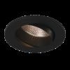62c5c112ff7b94d4390a043a252542e9 100x100 - Светильник светодиодный потолочный встр. накл., DL-KZ, черный, 7Вт, IP20, Теп.белый (3000К)