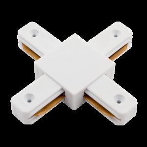 6f8972f4ffc66f2f7aff7b0a19685abd 300x300 - x коннектор для однофазных трековыx систем, Белый