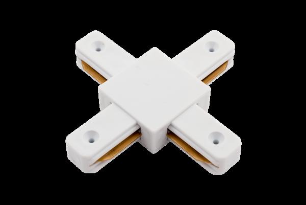 6f8972f4ffc66f2f7aff7b0a19685abd 600x401 - x коннектор для однофазных трековыx систем, Белый