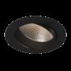 7b1c84adfdce9ce0f6c3c7221f592acf 100x100 - Светильник светодиодный потолочный встр. накл., DL-KZ, черный, 12Вт, IP20, (4000К)