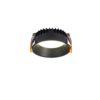 7cd3b9b7bf60d0fc8855bb0544735400 100x100 - Светильник светодиодный диммируемый потолочный встр. , WL-BQ, черный, 9Вт, IP20, (4000К)