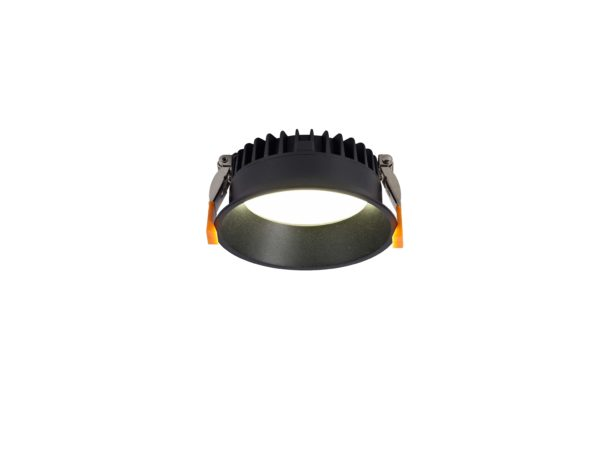 7cd3b9b7bf60d0fc8855bb0544735400 600x468 - Светильник светодиодный диммируемый потолочный встр. , WL-BQ, черный, 9Вт, IP20, (4000К)