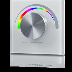 84e528faa16395c13c567288cd30f582 300x300 - Радио панель W-RGB (W) встраиваемая на 1 зону  для RGB ленты, белая