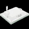 8e9b746b0cdc26b55c0932843a2d0351 100x100 - Светильник светодиодный потолочный встр. P, Белый, Сталь/Стекло, (4000-4500K), 18Вт, IP20