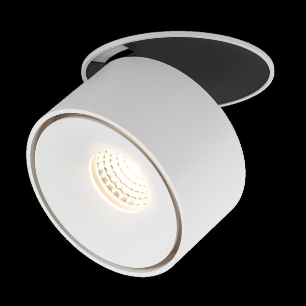 9653e9ffaeda2e2d4aaba88d2d6b661e 600x600 - Светильник светодиодный потолочный встр. , GW, белый, 9Вт, IP20, (4000К)