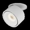 966843a7d9b0377f925c6e7adfdcd19d 100x100 - Светильник светодиодный потолочный встр. наклонно-поворотный, LK, Белый, 15Вт, IP20, Теп.белый (3000К)