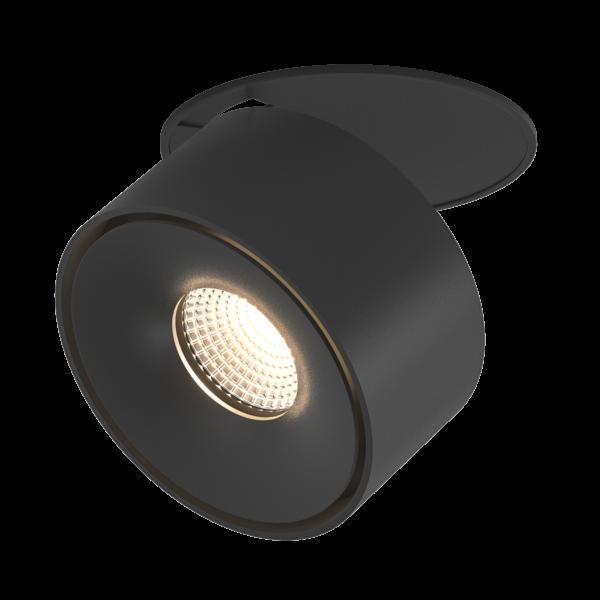 9aa31c28f51cd4adf55350ce2cd476ad 600x600 - Светильник светодиодный потолочный встр. , GW, черный, 15Вт, IP20, (4000К)