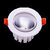 a04a2cfa45bfe624b60c77cb9ccbc11a 100x100 - Светильник светодиодный потолочный встр. накл., DL-KZ, белый, 12Вт, IP20, (4000К)