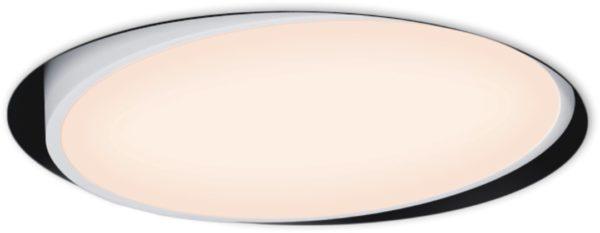 a468dc9aecb47d5bb4a5e17b889e4f95 600x233 - Светильник светодиодный потолочный встр. накл., FA, белый, 19,2Вт, IP20, Теп.белый (3000К)