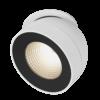 b55ab8d54235174895bffe33a4d8939f 100x100 - Светильник светодиодный потолочный встр. поворотный, FA, черно-белый, 8,1Вт, IP20, Теп.белый (3000К)