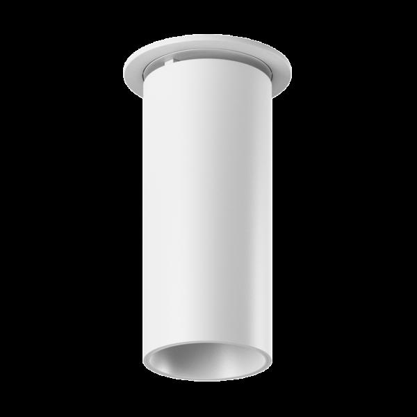 b70f1e699233fe37bfb1b95202c85401 600x600 - Светильник светодиодный потолочный встр. поворотный, DL-UM9, белый, 13Вт, IP20, Теп.белый (3000К)