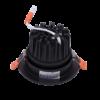 c3feb83c34f8677e8d62c50ae9f2ec51 100x100 - Светильник светодиодный потолочный встр. накл., DL-KZ, черный, 12Вт, IP20, Теп.белый (3000К)