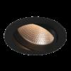 c4c25f58232c493e5940a5036b102e4e 100x100 - Светильник светодиодный потолочный встр. накл., DL-KZ, черный, 18Вт, IP20, Теп.белый (3000К)