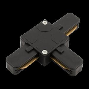 d08122dfd2e85e7b5cbdcc7566f13da6 300x300 - T коннектор для однофазных трековыx систем, Черный