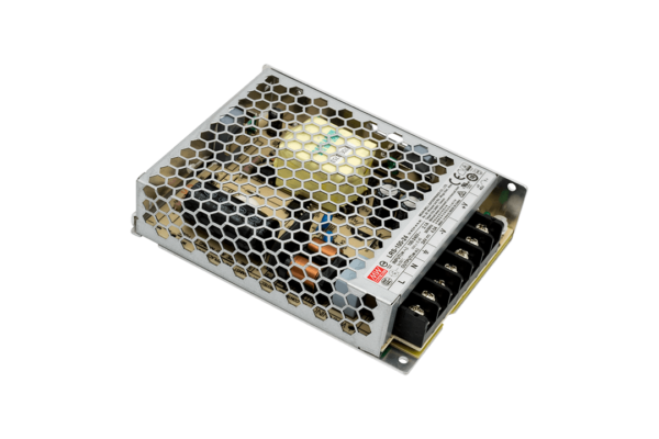dbd34bbabd71db9e63cbd9c7aa9fdeb3 600x400 - Блок питания для серии SY  100W Серебристый LRS-100-24
