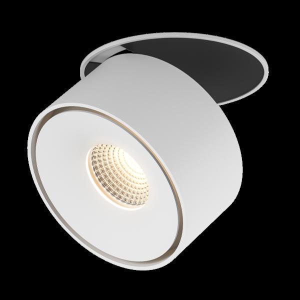 dc971af1444568c4bb28af1b75dcd626 600x600 - Светильник светодиодный потолочный встр. , GW, белый, 15Вт, IP20, (4000К)