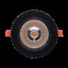 e24fe93ae565d6dd36054c28081c7739 100x100 - Светильник светодиодный потолочный встр. накл., DL-KZ, черный, 18Вт, IP20, Теп.белый (3000К)