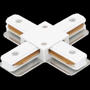 e870264537a1a1efe17b3e19b5968b8c 300x300 - X коннектор для трековых систем, белый