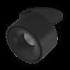 eb20e583b89e01fdc85eae0e3c735d13 100x100 - Светильник светодиодный потолочный встр. наклонно-поворотный, LK, Черный, 15Вт, IP20, Теп.белый (3000К)
