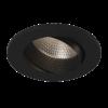 efdad1c09547fcc66a1ddc0f36899f7a 100x100 - Светильник светодиодный потолочный встр. накл., DL-KZ, черный, 7Вт, IP20, (4000К)