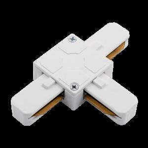 f938c14c16f0cb5f442f56b5fb2c8117 300x300 - T коннектор для однофазных трековыx систем, Белый
