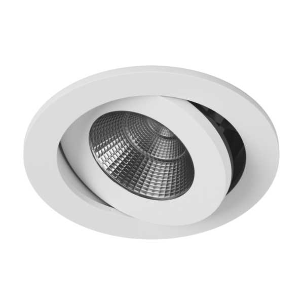 fbba329b020e3bcbfcf733a22a51f1bd 600x600 - Светильник светодиодный потолочный встр. накл., FA, белый, 7,5Вт, IP54, Теп.белый (3000К)
