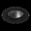 fcb1d590714573d84d9a3cf76c7d4954 100x100 - Светильник светодиодный потолочный встр. накл., DL-KZ, черный, 12Вт, IP20, Теп.белый (3000К)