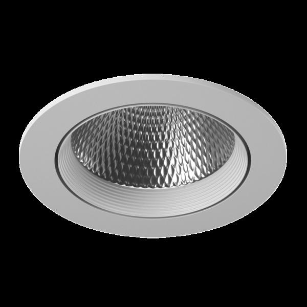 fd868e69cb81825eebb64414369158c7 600x600 - Светильник светодиодный потолочный встр. накл., DL-KZ, белый, 18Вт, IP20, Теп.белый (3000К)