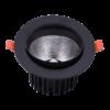 fe558af07591edc76c95a6d5ee75fefa 100x100 - Светильник светодиодный потолочный встр. накл., DL-KZ, черный, 18Вт, IP20, (4000К)