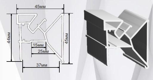 Профиль ПФ-1608