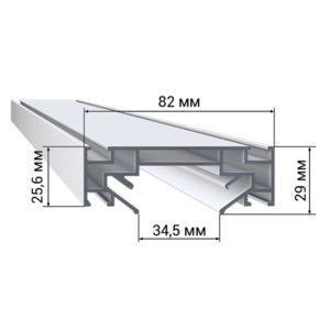 1 45 300x300 - Профиль LumFer TR30 Track 30 LumFer