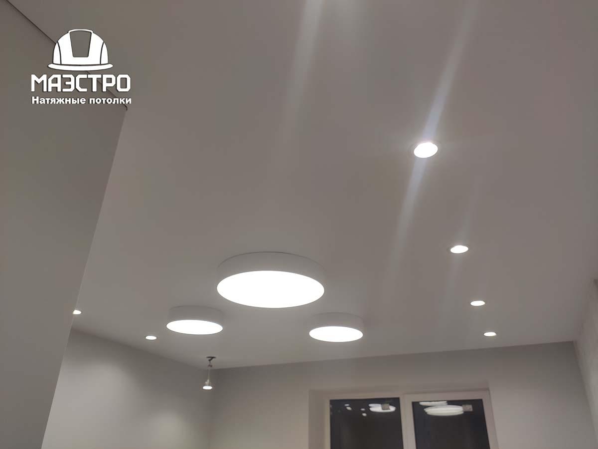 natyajnoy potolok 4 - Светодиодные натяжные потолки