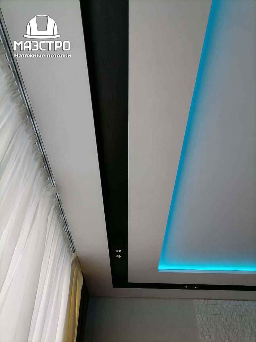 natyajnoy potolok 7 - Натяжные потолки с подсветкой
